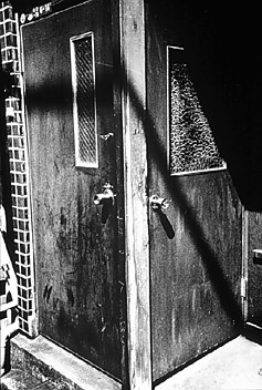 Daido Moriyama, Untitled (Double Door)
