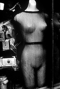 Daido Moriyama, Untitled (Sex Shop Window, Japan)
