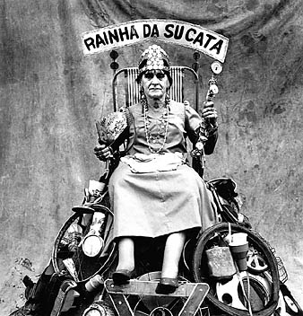 Rogerio Reis, Rainha da Sucata, Centro (The Queen of Trash, Downtown)