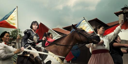 Wong Hoy Cheong, Joan of Arc